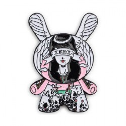 Figurine Pins Dunny Arcane Divination Judgement par Tokyo Jesus Kidrobot Boutique Geneve Suisse