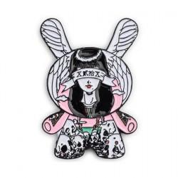 Figuren Pins Dunny Arcane Divination Judgement von Tokyo Jesus Kidrobot Designer Toys Genf