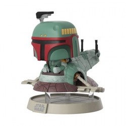 Figurine Pop NYCC 2017 Star Wars Boba Fett with Slave Edition Limitée Funko Boutique Geneve Suisse