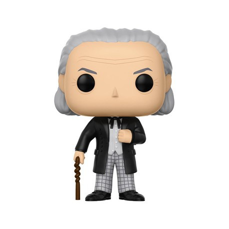 Figurine Pop NYCC 2017 Doctor Who First Doctor Edition Limitée Funko Boutique Geneve Suisse