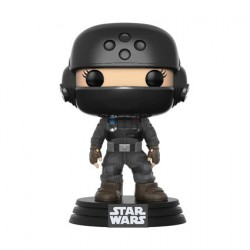 Figurine Pop NYCC 2017 Star Wars Rogue One Jyn Erso Disguise Edition Limitée Funko Boutique Geneve Suisse