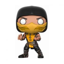 Figurine Pop Games Mortal Kombat Scorpion Funko Boutique Geneve Suisse