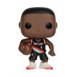 Figurine Pop Basketball NBA Damian Lillard Funko Boutique Geneve Suisse