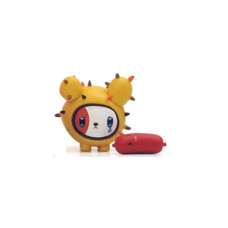 Figurine Tokidoki Cactus Pups Salamino par Simone Legno Strangeco Boutique Geneve Suisse