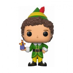 Figurine Pop Movies Elf Buddy Version Limitée Chase Funko Boutique Geneve Suisse