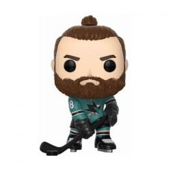 Figurine Pop Sport Hockey NHL Brent Burns (Rare) Funko Boutique Geneve Suisse