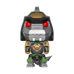 Figurine Pop 15 cm NYCC 2017 Power Rangers Green Dragonzord Edition Limitée Funko Boutique Geneve Suisse