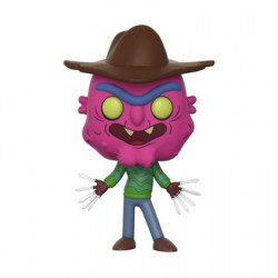 Figurine Pop Cartoons Rick and Morty Scary Terry Funko Figurines Pop! Geneve