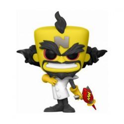 Figuren Pop Games Crash Bandicoot Neo Cortex (Rare) Funko Genf Shop Schweiz