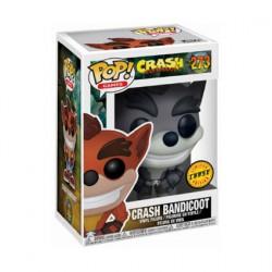 Figuren Pop Games Crash Bandicoot Limitierte Chase Auflage Funko Genf Shop Schweiz