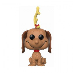 Figurine Pop Movie The Grinch Max the Dog Funko Figurines Pop! Geneve