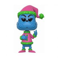 Figurine Pop Movie The Grinch Santa Grinch Version Limitée Chase Funko Boutique Geneve Suisse