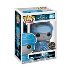 Figurine Pop Disney Tron Phosphorescent Edition Limitée Chase Funko Boutique Geneve Suisse