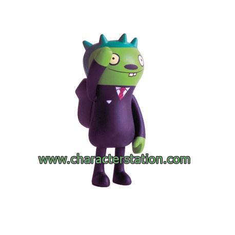 Figurine Noupa 1 par David Horvath Critter Box Uglydoll et Bossy Bear Geneve