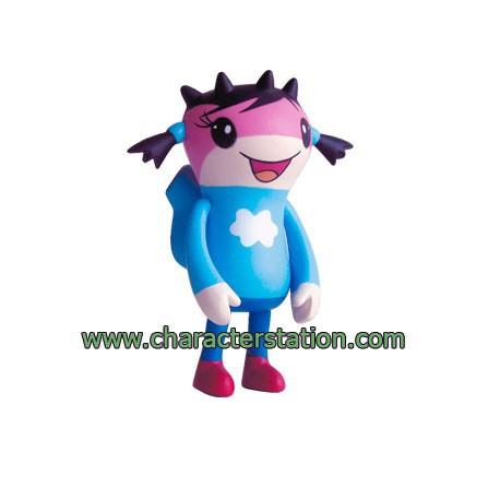 Figurine Noupa 4 par David Horvath Critter Box Boutique Geneve Suisse