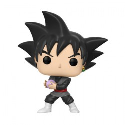 Pop Dragon Ball Super Black Goku