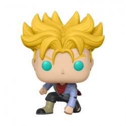 Figurine Pop Dragon Ball Super Trunk Super Saiyan Edition Limitée Funko Boutique Geneve Suisse