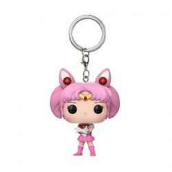 Figurine Pop Pocket Porte-clés Sailor Moon Sailor Chibi Moon Funko Figurines Pop! Geneve