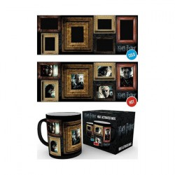 Figurine Tasse Harry Potter Portraits Thermosensible (1 pcs) Hole in the Wall Boutique Geneve Suisse