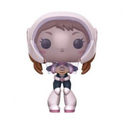 Figurine Pop Anime My Hero Academia Ochaco Masked Edition Limitée Funko Boutique Geneve Suisse