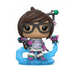 Figurine Pop Game Overwatch Mei Snowball Colour Edition Limitée Funko Boutique Geneve Suisse