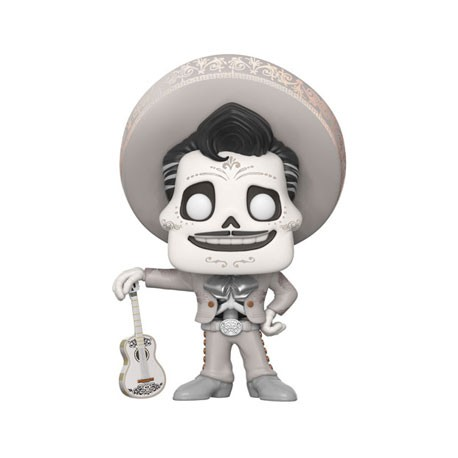 Figurine Pop Disney Coco Ernesto Edition Limitée Funko Boutique Geneve Suisse