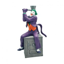 28 cm Harley Quinn on a Safe Collector Moneybox