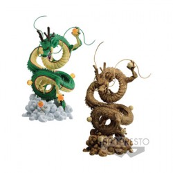 Figur Dragon Ball Z Creator x Creator Bronze Shenron and Shenron Banpresto Geneva Store Switzerland