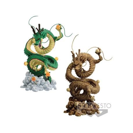 Figurine Dragon Ball Z Creator x Creator Bronze Shenron et Shenron Banpresto Boutique Geneve Suisse