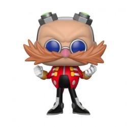 Figuren Pop Games Sonic Dr Eggman Funko Figuren Pop! Genf