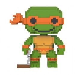 Figuren Pop Teenage Mutant Ninja Turtles 8-bit Michelangelo Funko Genf Shop Schweiz