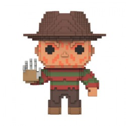 Figurine Pop Horror Nightmare on Elm Street 8-bit Freddy Krueger Funko Boutique Geneve Suisse