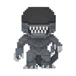 Figurine Pop Movie Alien 8-bit Alien Funko Boutique Geneve Suisse