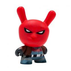 Figurine Dunny Batman Red Hood par DC comics x Kidrobot Kidrobot Designer Toys Geneve