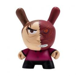 Figurine Dunny Batman Two-Face par DC comics x Kidrobot Kidrobot Designer Toys Geneve