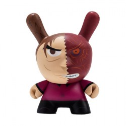 Dunny Batman x Kidrobot Two-Face