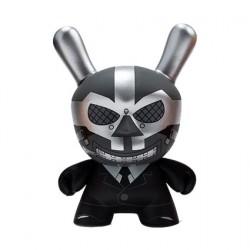 Kidrobot Dunny Batman x Kidrobot Black Mask
