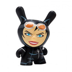 Figurine Dunny Batman Catwoman par DC comics x Kidrobot Kidrobot Designer Toys Geneve
