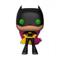 Figurine Pop DC Teen Titans Go! Starfire as Batgirl (Rare) Funko Boutique Geneve Suisse