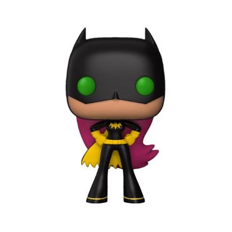 Figur Pop DC Teen Titans Go! Starfire as Batgirl (Rare) Funko Geneva Store Switzerland
