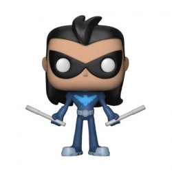 Figurine Pop DC Teen Titans Go! Robin as Nightwing Funko Boutique Geneve Suisse