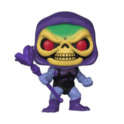 Figurine Pop Masters of the Universe Skeletor with Battle Armor (Rare) Funko Boutique Geneve Suisse