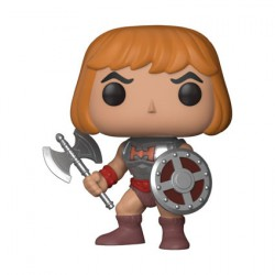 Figur Pop Cartoons Masters of the Universe He-man with Battle Armor (Rare) Funko Geneva Store Switzerland