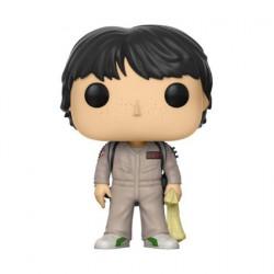 Figurine Pop TV Stranger Things Wave 3 Mike Ghostbuster Funko Figurines Pop! Geneve