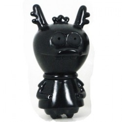 Figurine Roller Noir par David Horvath Toy2R Boutique Geneve Suisse
