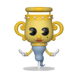 Figurine Pop Games Cuphead Legendary Chalice Funko Figurines Pop! Geneve
