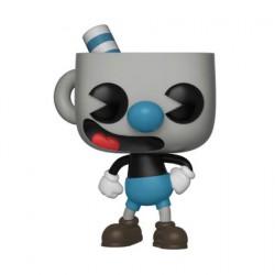 Figurine Pop Games Cuphead Mugman Funko Boutique Geneve Suisse