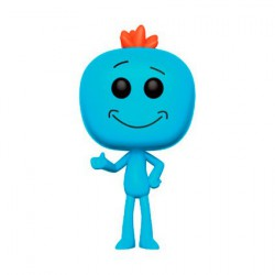 Figurine Pop Rick et Morty Mr Meeseeks Funko Figurines Pop! Geneve