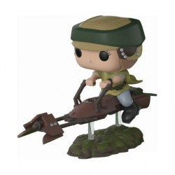 Figurine Pop Star Wars Leia in Landspeeder Funko Boutique Geneve Suisse