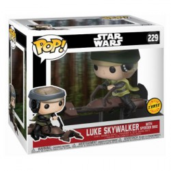 Figurine Pop Star Wars Luke in Landspeeder Edition Limitée Chase Funko Boutique Geneve Suisse